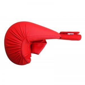 Γάντια Κάρατε με Αντίχειρα Kamikaze με Αναγνώριση Rfek Κόκκινα