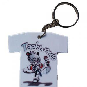 Μπρελόκ Κλειδιών Tae Kwon Do Itf