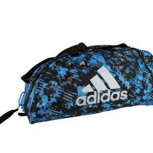 1303179-sport-bag-adidas-combat-back-blue-camo-black-silver-adicc058-arket4sportsgr