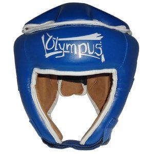 4502120-head-guard-olympus-thai-pro-open-face-pu-blue-back-front-market4sportsgr