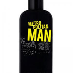 Metropolitan Man Άρωμα 50ml Σοφιστικέ – casual Άρωμα για τον κοσμογυρισμένο άνδρα Ακαταμάχητη αρωματική δημιουργία από περγαμόντο, σοκολάτα, πιπέρι και βετιβέρια Αρωματική Οικογένεια