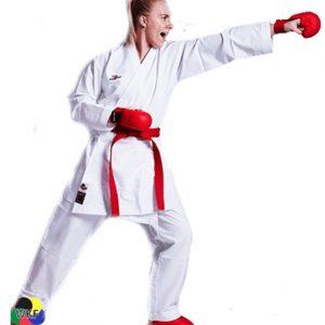 Στολές καράτε kumite με Αναγνώριση w.k.f Budo Nord Agoya